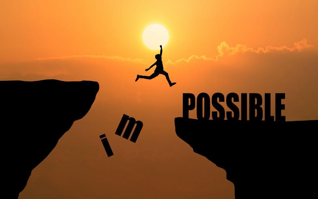 Challenges happen for us!